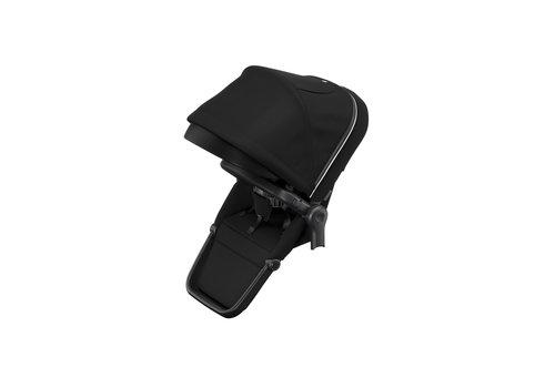 Thule Sleek Sibling Seat Midnight Black on Black