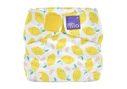 Bambino Mio MIOSOLO all-in-one reusable nappy lemon drop