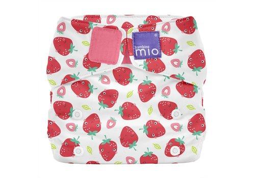 Bambino Mio MIOSOLO all-in-one wasbare luier strawberry cream