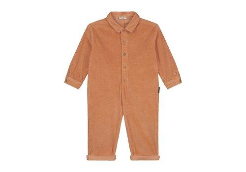 Daily Brat Clover corduroy suit caramel swirl