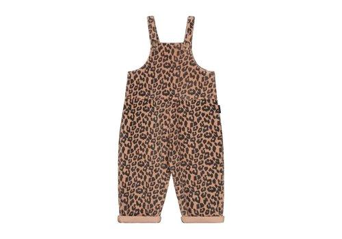 Daily Brat Charlie corduroy leopard suit hazel