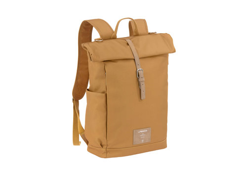 Lässig Greenlabel Rolltop backpack curry