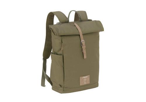 Lässig Greenlabel Rolltop backpack olive