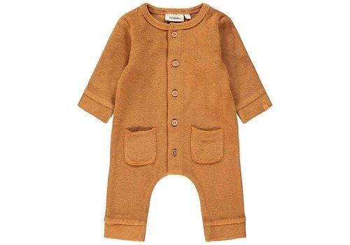 LIL' ATELIER Sweat suit tobacco brown