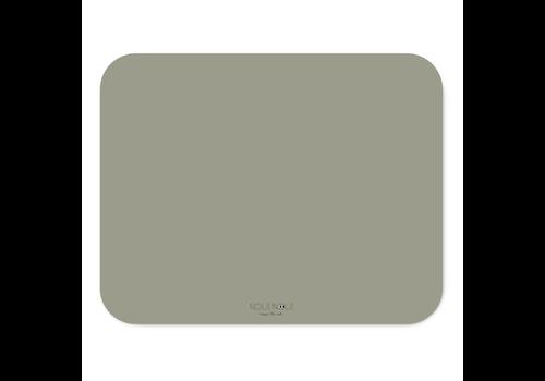 Noui Noui Floor mat Olive haze gray