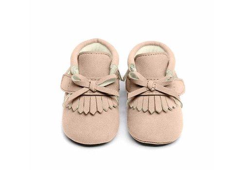 BabyMocs BabyMocs Little Adventurer Dusty Pink