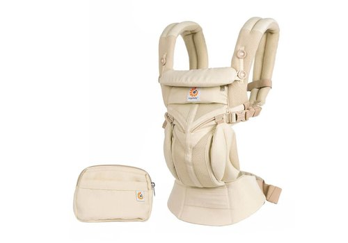 Ergobaby Baby carrier 4P 360 OMNI Cool Air Mesh Natural Weave