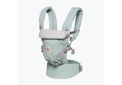 Ergobaby Babydraagzak 3P Adapt Frosted Mint