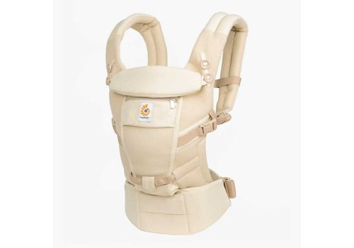 Ergobaby Baby carrier 3P Adapt Cool Air Mesh Natural Weave