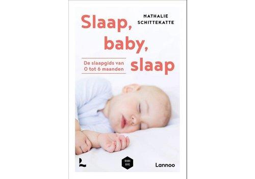 MamaBaas Slaap, baby, slaap (slaapgids van 0-6 maanden)