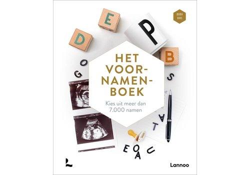 MamaBaas Het voornamenboek