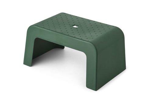 Liewood Ulla step stool Garden green