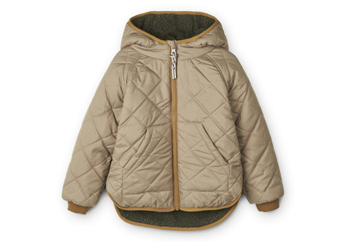 Liewood Jackson reversible jacket Oat