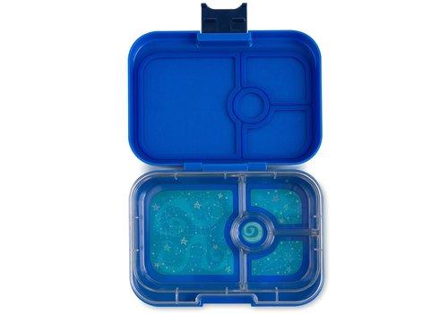 Yumbox Brooddoos PANINO 4 vakjes Neptune blue