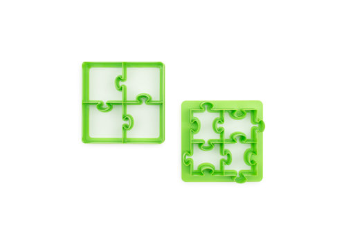 Yumbox Sandwich cutters Puzzle