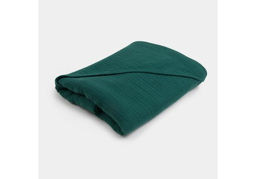 mundo melocotón Bathcape Emerald 90x90