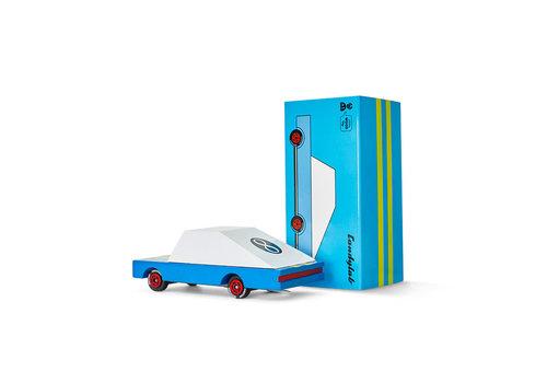 Candylab Toys Candycar - Blue Racer #8