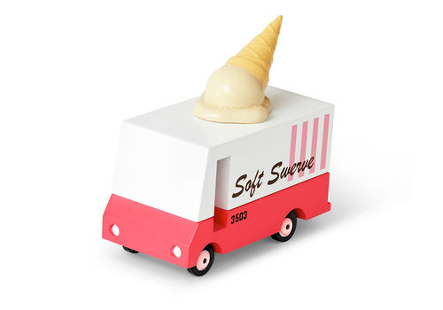 Candylab Toys Candyvan - Ice Cream Van