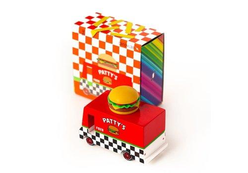 Candylab Toys Candyvan - Pattys Hamburger Van