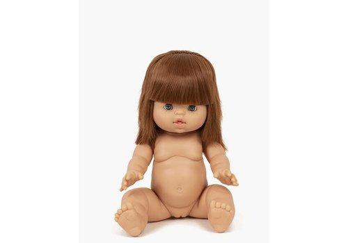 Paola Reina Babypop Gabrielle met slaapoogjes