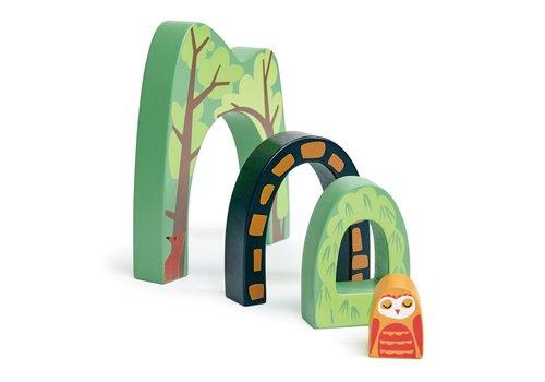 Tender Leaf Toys Bostunnel