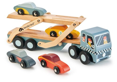 Tender Leaf Toys Autotransporter