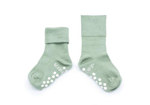 KipKep Anti-slip Stay-on-socks Calming Green