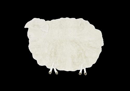 Lorena Canals Tapijt wol Pink Nose Sheep