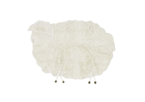 Lorena Canals Woolable rug Pink Nose Sheep