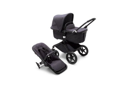 Bugaboo Bugaboo Fox 3 Mineral complete BLACK/WASHED BLACK