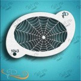 DivaStencils 1063  Toile d'araignée