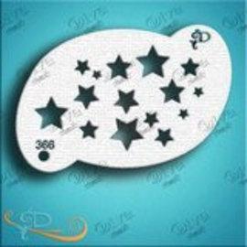 DivaStencils Paty's star