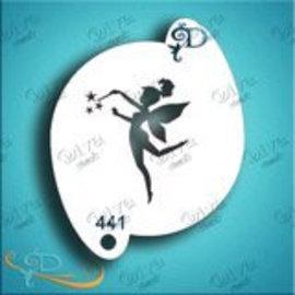 DivaStencils 441 Clochette