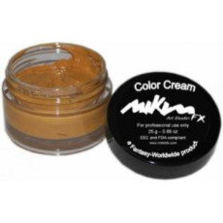 MikimFX Crème - F4 - oker