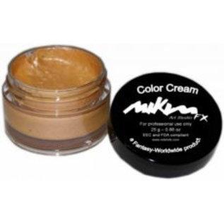 MikimFX Crème - S3 - oranje iriserend