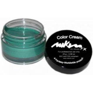MikimFX Crème - S6 - groen iriserend
