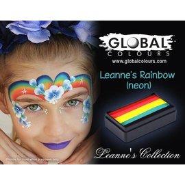 Global Leanne's Rainbow (Neon) LC
