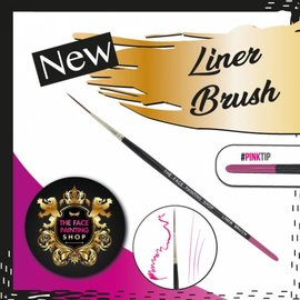 The Facepainting Shop Liner Brush