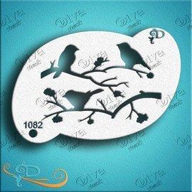 DivaStencils Birds