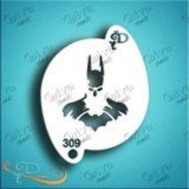 DivaStencils Batman