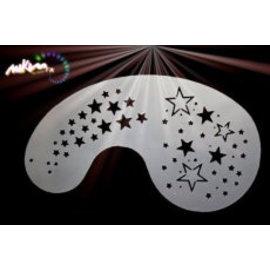 MikimFX Stencil stars