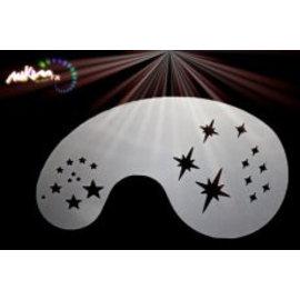 MikimFX Stencil sterren