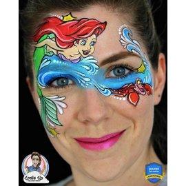 MarieGrime Atelier Dragons et Sirenes avec Elodie Ternois  4 mai