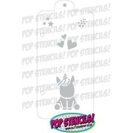 Pop Stencils Unicorn Cutie