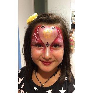 MarieGrime Atelier Grimage pour Enfants 14/07/19