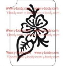 Ybody Henna Flower