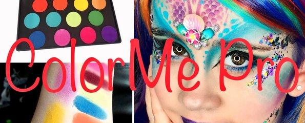 Nouveau en boutique: Color Me Pro Palette de Elisa Griffith