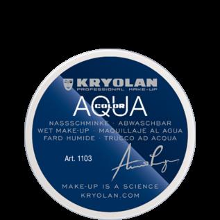 Kryolan Kryolan Aquacolor blanc