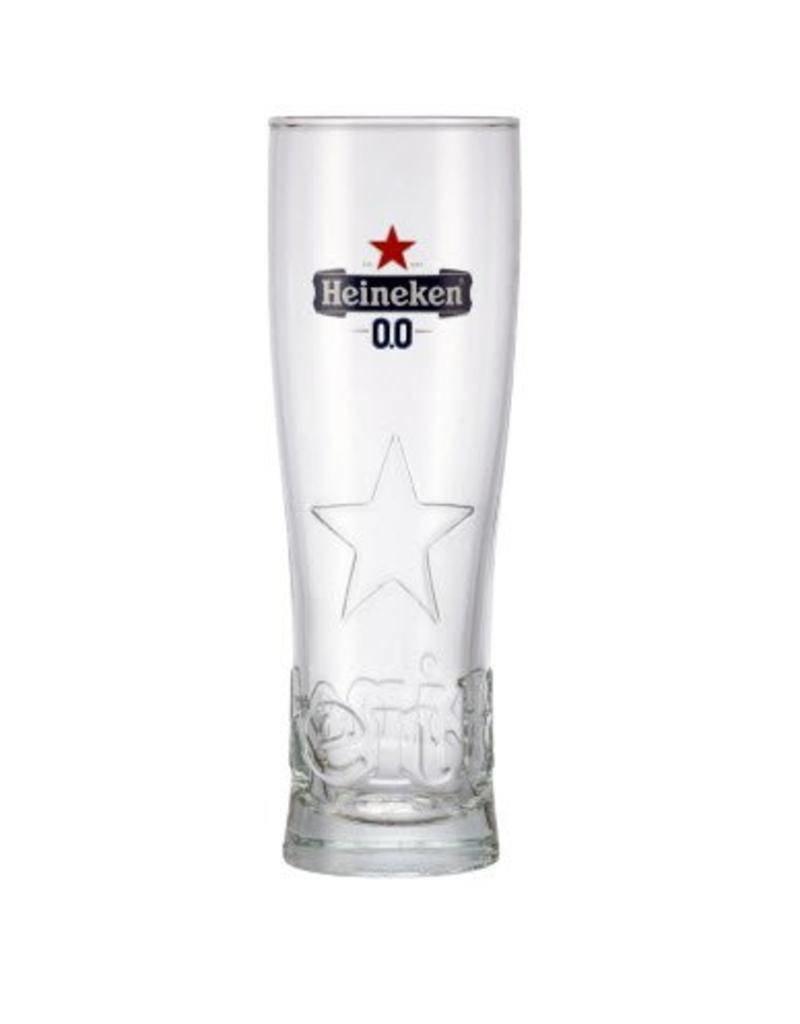 Heineken 0.0 Star Glas 25cl (12 stuks)