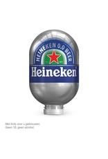 Heineken 0.0 8L Fust